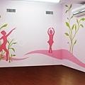 牆壁彩繪 非壁貼 彩繪牆壁 壁畫 手工壁畫 非星空壁畫-03