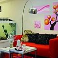 壁畫 手工壁畫 非星空壁畫 牆壁彩繪 非壁貼 彩繪牆壁-06
