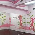 彩繪牆壁 壁畫 手工壁畫 非星空壁畫 牆壁彩繪 非壁貼 -18