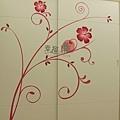 非星空壁畫 牆壁彩繪 非壁貼 彩繪牆壁 壁畫 手工壁畫 -31
