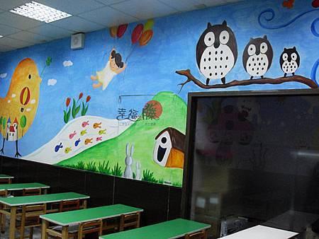 牆壁彩繪、手繪壁畫彩繪藝術、手工彩繪、牆面設計、壁畫藝術、牆面藝術、彩繪、壁畫工程03.jpg