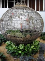 彩繪藝術_2010臺北國際花卉博覽會_未來館的鳥籠.JPG