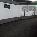 地下停車場彩繪、牆面彩繪、彩繪工程、手工壁畫、牆壁彩繪、牆壁設計、彩繪牆壁、彩繪藝術、手繪壁畫、手工彩繪、壁面彩繪1