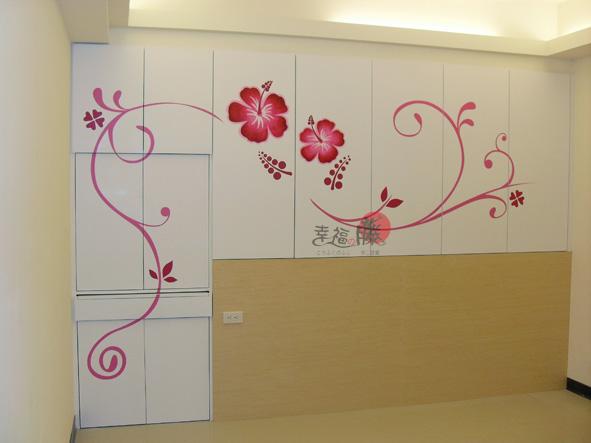 手工彩繪、彩繪工程、彩繪藝術、牆面設計、壁畫藝術、壁面藝術、家飾彩繪、壁畫工程、畫牆壁-06.JPG