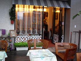 幸福藤牆壁彩繪-Coffee Relax咖啡店面介紹-8.JPG
