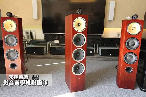 B&W CM10 S2 禾運音響推薦家庭劇院喇叭 (6).JPG