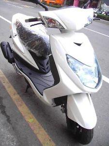 0機車白色50.