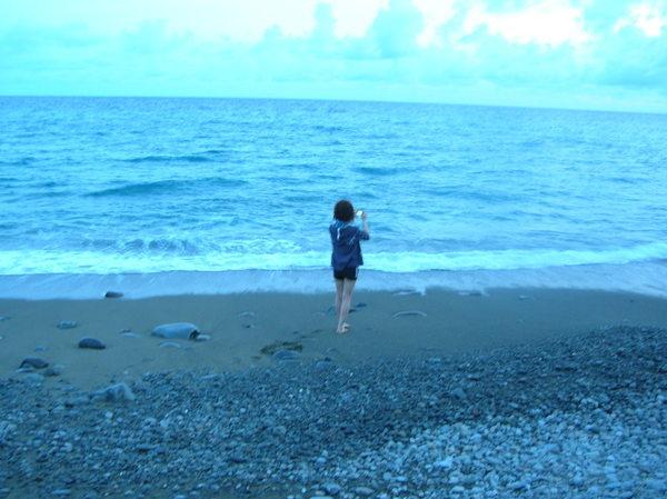 要和妳say bye bye了!美麗的蘭嶼