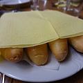 麵包也是餐餐有