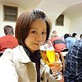 beer喝到翻