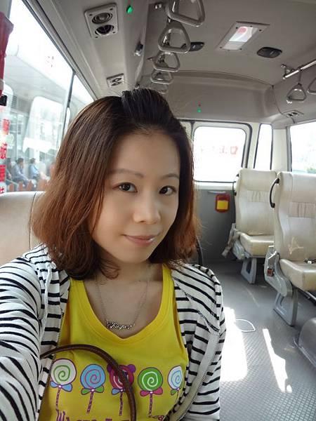 搭乘文化公車