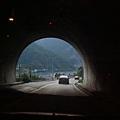 沿途已經過了n個隧道