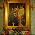 聽說館內的畫都是義大利畫家繪畫而成