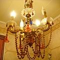 洗手間的吊燈~有fu~