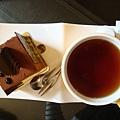 巧克力咖啡慕司~茶有迷迭香好喝
