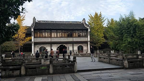 江南水鄉澤國-烏鎮