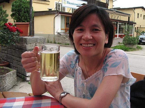 啤酒+檸檬