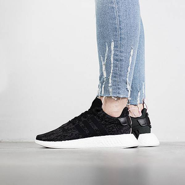 best sneakers 8b770 5f194 Adidas originals nmd r2 by9314 粉紅色少女心開箱文@ 魯西@部落 ...