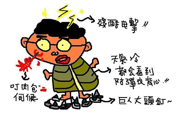 台灣4大酷刑