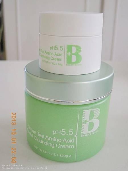 綠茶氨基酸洗面乳,小白花胺基酸洗面乳