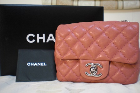 Chanel mini coco~gift from bf