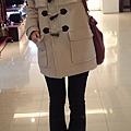 Jill Stuart coat, FB jeans, MBMJ bag