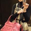 Jill Stuart dress, Les Nereides necklace, chanel shoes, sorbet PT