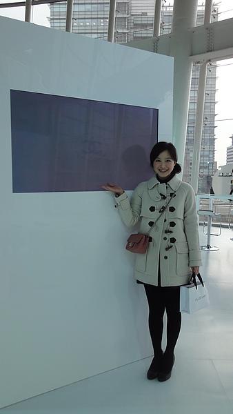 參加Chanel 2011新品VIP搶先發表會
