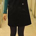 prideglide dress/ chanel shoes