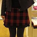 jill stuart leather biker, prideglide skirt