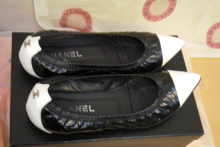 Chanel ballerina~gift from bf