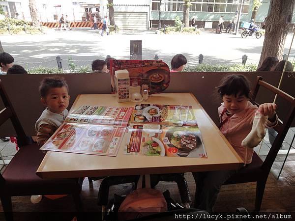 橫濱 jonathan's 日式親子早午餐