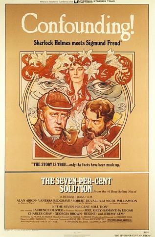 1976年電影《百分之七的溶液》1