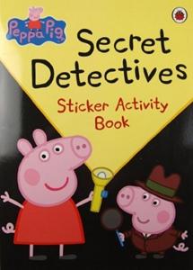 《Peppa Pig》的偵探生活