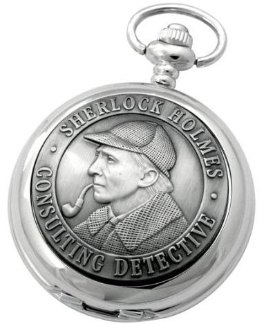 A. E. Williams出品的福爾摩斯懷錶