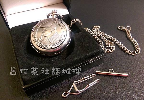 A. E. Williams出品的福爾摩斯懷錶1