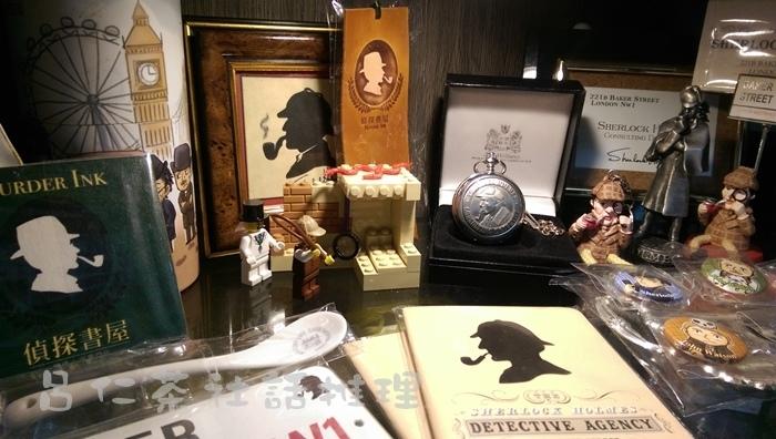 A. E. Williams出品的福爾摩斯懷錶2