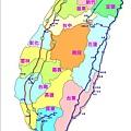 台灣全圖--底圖縣界線_道路--去底圖