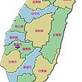 20324台灣地圖