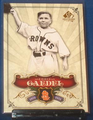 eddie gaedel BC