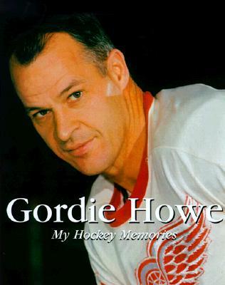 Gordie Howe 傳記封面