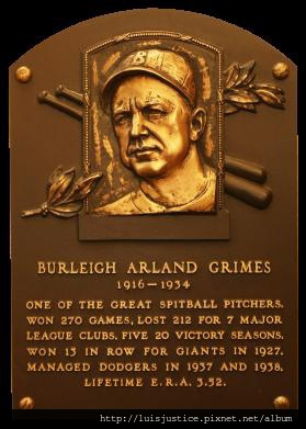Grimes Burleigh Plaque baseballhall_org.JPG