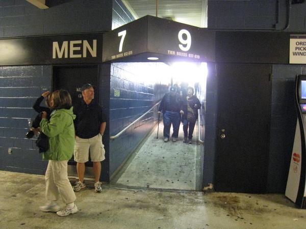 男生廁所門口