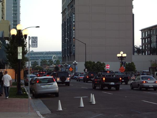 聖地牙哥街景