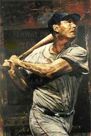 Ted Williams 油畫 www_gallery-319_com.jpg