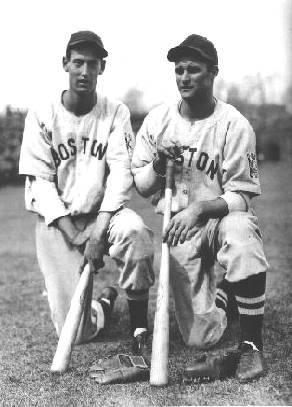 威廉斯與多爾 1939_4_14 www.baseball-fever.com.jpg