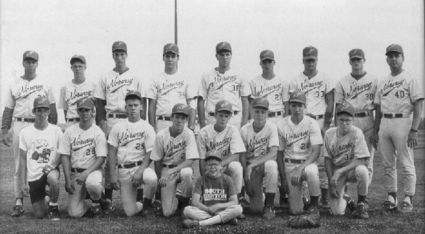 1991 Norway High Baseball Team.bmp