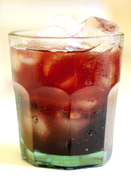 冰糖桑椹汁