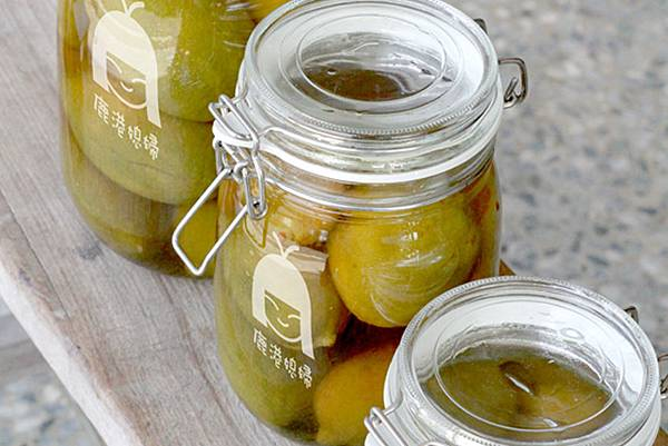 鹿港媳婦-天然手工鹹檸檬玻璃瓶裝