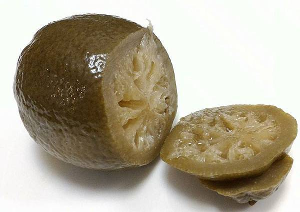 「鹿港媳婦」天然手工A級鹹檸檬